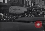 Image of Armistice ending World War 1 Washington DC USA, 1918, second 8 stock footage video 65675039605