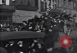 Image of Armistice ending World War 1 Washington DC USA, 1918, second 9 stock footage video 65675039605