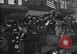 Image of Armistice ending World War 1 Washington DC USA, 1918, second 11 stock footage video 65675039605