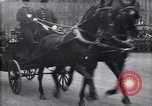 Image of President Wilson cheered in parade Paris France, 1918, second 8 stock footage video 65675039611
