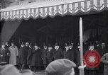 Image of President Wilson cheered in parade Paris France, 1918, second 11 stock footage video 65675039611