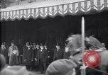 Image of President Wilson cheered in parade Paris France, 1918, second 12 stock footage video 65675039611