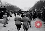 Image of President Wilson Paris France, 1918, second 4 stock footage video 65675039612