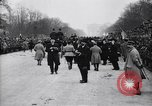 Image of President Wilson Paris France, 1918, second 9 stock footage video 65675039612