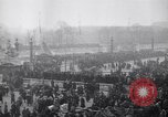 Image of President Wilson greeted at Place de la Concorde Paris France, 1918, second 12 stock footage video 65675039613