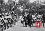 Image of President Wilson Paris France, 1919, second 4 stock footage video 65675039619