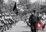 Image of President Wilson Paris France, 1919, second 8 stock footage video 65675039619