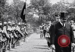 Image of President Wilson Paris France, 1919, second 10 stock footage video 65675039619