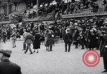 Image of President Wilson Paris France, 1919, second 10 stock footage video 65675039620