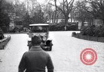 Image of President Wilson Versailles France, 1919, second 1 stock footage video 65675039623