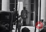 Image of German delegation Versailles France, 1919, second 2 stock footage video 65675039625