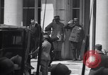 Image of German delegation Versailles France, 1919, second 4 stock footage video 65675039625