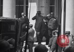 Image of German delegation Versailles France, 1919, second 5 stock footage video 65675039625