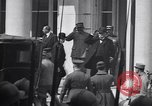 Image of German delegation Versailles France, 1919, second 6 stock footage video 65675039625