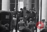 Image of German delegation Versailles France, 1919, second 7 stock footage video 65675039625
