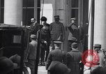 Image of German delegation Versailles France, 1919, second 9 stock footage video 65675039625