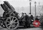 Image of German WWI equipment displayed at Hotel des Invalides Paris France, 1918, second 1 stock footage video 65675039626