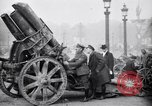 Image of German WWI equipment displayed at Hotel des Invalides Paris France, 1918, second 2 stock footage video 65675039626