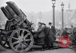 Image of German WWI equipment displayed at Hotel des Invalides Paris France, 1918, second 4 stock footage video 65675039626