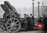 Image of German WWI equipment displayed at Hotel des Invalides Paris France, 1918, second 5 stock footage video 65675039626