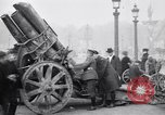 Image of German WWI equipment displayed at Hotel des Invalides Paris France, 1918, second 8 stock footage video 65675039626