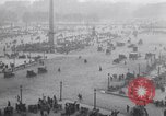 Image of Captured German equipment WWI Paris France, 1918, second 2 stock footage video 65675039628