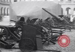 Image of Captured German equipment WWI Paris France, 1918, second 12 stock footage video 65675039628
