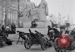 Image of captured German fun carriages Paris France, 1918, second 3 stock footage video 65675039630