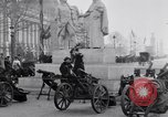 Image of captured German fun carriages Paris France, 1918, second 6 stock footage video 65675039630