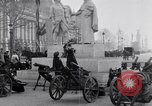 Image of captured German fun carriages Paris France, 1918, second 7 stock footage video 65675039630