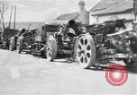 Image of Captured German 42-cm howitzers France, 1918, second 1 stock footage video 65675039632