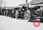 Image of Captured German 42-cm howitzers France, 1918, second 2 stock footage video 65675039632