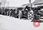 Image of Captured German 42-cm howitzers France, 1918, second 3 stock footage video 65675039632