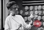 Image of Red Cross workers make prosthetic masks Paris France, 1918, second 4 stock footage video 65675039634