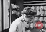 Image of Red Cross workers make prosthetic masks Paris France, 1918, second 6 stock footage video 65675039634