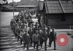 Image of German prisoners of war Etaples France, 1918, second 2 stock footage video 65675039637