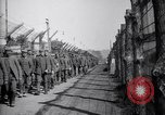 Image of German prisoners of war France, 1918, second 5 stock footage video 65675039640
