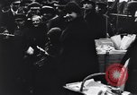 Image of Germans enjoy Christmas shopping  Berlin Germany, 1919, second 3 stock footage video 65675039644