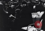 Image of Germans enjoy Christmas shopping  Berlin Germany, 1919, second 4 stock footage video 65675039644