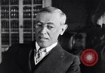 Image of Woodrow Wilson Brest France, 1920, second 10 stock footage video 65675039650