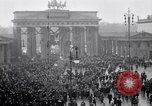 Image of Germans protests Treaty of Versailles Berlin Germany, 1919, second 3 stock footage video 65675039653