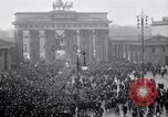 Image of Germans protests Treaty of Versailles Berlin Germany, 1919, second 4 stock footage video 65675039653