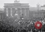 Image of Germans protests Treaty of Versailles Berlin Germany, 1919, second 7 stock footage video 65675039653