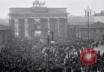 Image of Germans protests Treaty of Versailles Berlin Germany, 1919, second 8 stock footage video 65675039653