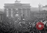Image of Germans protests Treaty of Versailles Berlin Germany, 1919, second 9 stock footage video 65675039653
