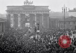Image of Germans protests Treaty of Versailles Berlin Germany, 1919, second 10 stock footage video 65675039653