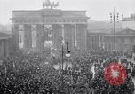 Image of Germans protests Treaty of Versailles Berlin Germany, 1919, second 12 stock footage video 65675039653