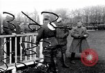 Image of American encampment World War I Europe, 1918, second 1 stock footage video 65675039656