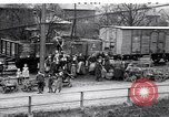 Image of Germans buy heating coal rations Germany, 1919, second 1 stock footage video 65675039657