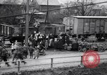 Image of Germans buy heating coal rations Germany, 1919, second 2 stock footage video 65675039657